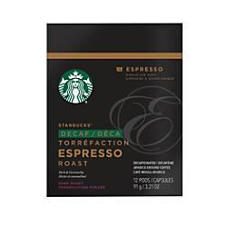 Verismo Decaf Espresso Pods 2 Oz