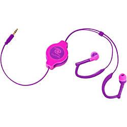 ReTrak Retractable Neon Pink and Purple