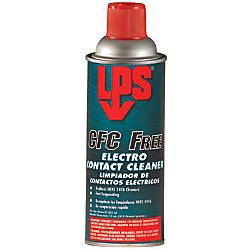 11OZ ELECTRO CONTACT CLEANER CFC FREE