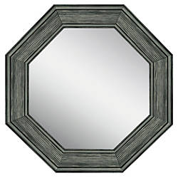 PTM Images Framed Mirror Octagonal 35
