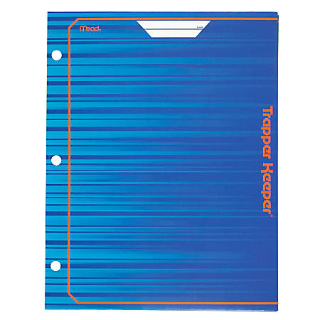 Mead® Trapper® Portfolio, Letter Size, Assorted Colors