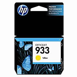 HP 933 Yellow Original Ink Cartridge