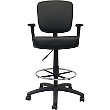 Boss Office Products Oversized Drafting Stool