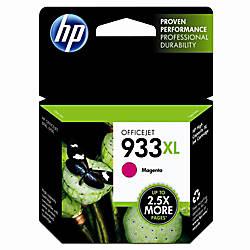 HP 933XL Magenta Ink Cartridge CN055AN
