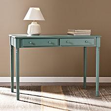 Southern Enterprises Janice 2 Drawer Wood