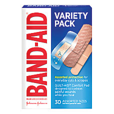 BAND AID Brand Active Lifestyle Adhesive