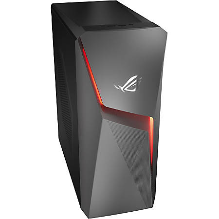 ROG Strix GL10CS-DS751 Gaming Desktop Computer - Core i7 i7-8700 - 8 GB RAM  - 1 TB HDD - Tower - Iron Gray - Windows 10 64-bit - NVIDIA GeForce GTX