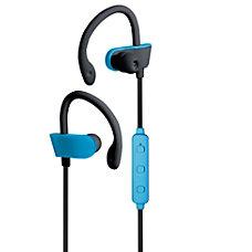 BYTECH Active Bluetooth Earbuds Blue BYAUBE112BL