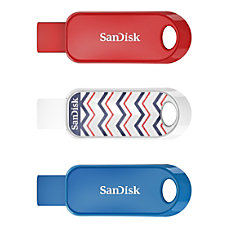 Sandisk Cruzer Snap USB Flash Drive