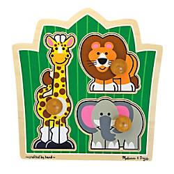 Melissa Doug Jungle Safari Friends 3