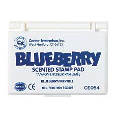 Center Enterprise Scented Stamp Pads Blueberry