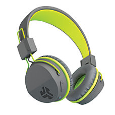 JLab Audio Intro Bluetooth Headphones Green