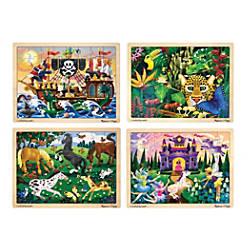 Melissa Doug Jigsaw 48 Piece Puzzles