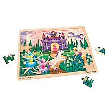 Melissa Doug 48 Piece Fairy Fantasy