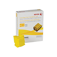 Xerox 108R00952 Colorqube Ink Yellow Colorqube