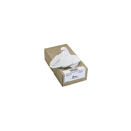 """Avery® Marking Tags, 2 1/10"""" x 1 2/5"""", White, Pack Of 1,000"""