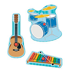 Melissa Doug Musical Instruments 8 Piece