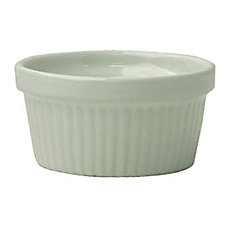 International Tableware Fluted Ramekins 2 Oz