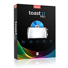 Roxio Toast 17 Pro Mac