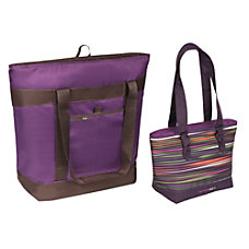 Rachel Ray Polyester Jumbo Chillout Tote