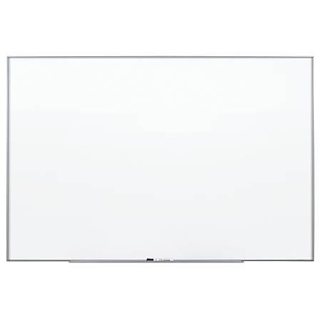 Quartet® Nano Magnetic Dry-Erase Whiteboard, 6' x 4', Silver, Aluminum Frame