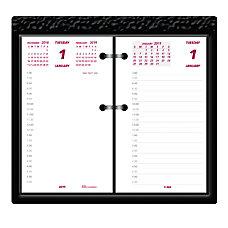 Brownline Daily Calendar Pad Refill 6