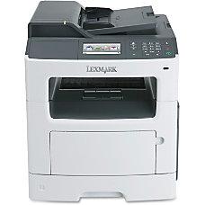 Lexmark MX410DE Monochrome Laser All In