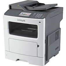 Lexmark MX410DE Monochrome Laser All In