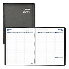Blueline Net Zero Carbon Weekly Planner