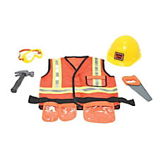Melissa Doug Construction Worker Role Play
