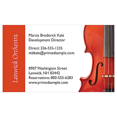Full color business cards with backside printing 16 pt 44 3 12 w x full color business cards with backside reheart Images