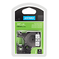 DYMO D1 45803 Black On White