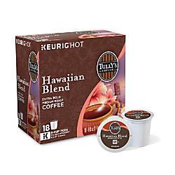 Tullys Coffee Hawaiian Blend Coffee K
