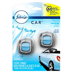Febreze Car Vent Clips Air Freshener