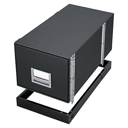 "Bankers Box® Metal Base, Legal Size, 2 1/2"" x 16 7/8"" x 25 3/8"""
