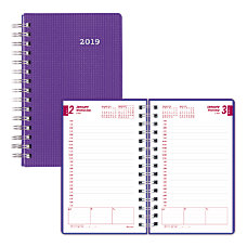 Brownline Duraflex DailyMonthly Appointment Book 5