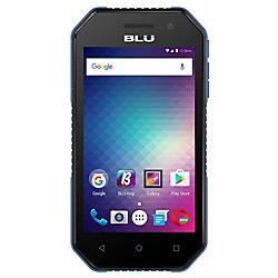BLU Tank Extreme 4.0 T470U Cell Phone, Black, PBN201151