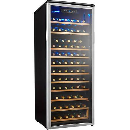 Danby Designer Wine Cooler - 75 Bottle(s) - 1 Zone(s)