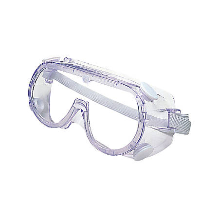Learning Resources® Safety Goggles, Clear Frame, Clear Lens