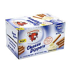 The Laughing Cow Cheese Dippers 123
