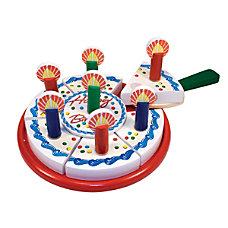 Melissa Doug 34 Piece Birthday Party