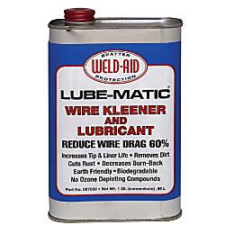 Weld Aid Lube Matic Liquid 46