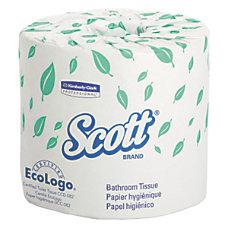 Scott Standard Roll Bathroom Tissue 41