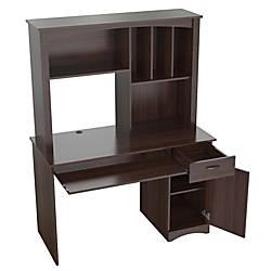 Inval Bandya Computer DeskWorkcenter With Hutch