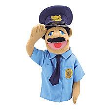 Melissa Doug Police Officer Puppet
