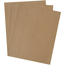 Office Depot Brand Chipboard Pads 40