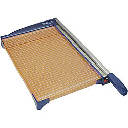 Westcott Wood Guillotine Trimmer Cuts 10Sheet