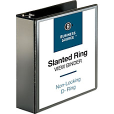 Business Source Basic D Ring View