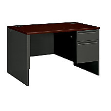 HON 38000 Series Right Pedestal Desk