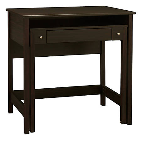 Bush Furniture Brandywine Pull Out Computer Desk, Porter, Standard Delivery